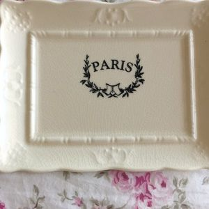 St. John ceramic tray